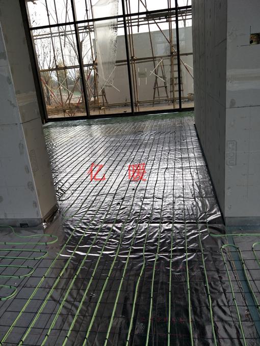 進口發熱電纜施工