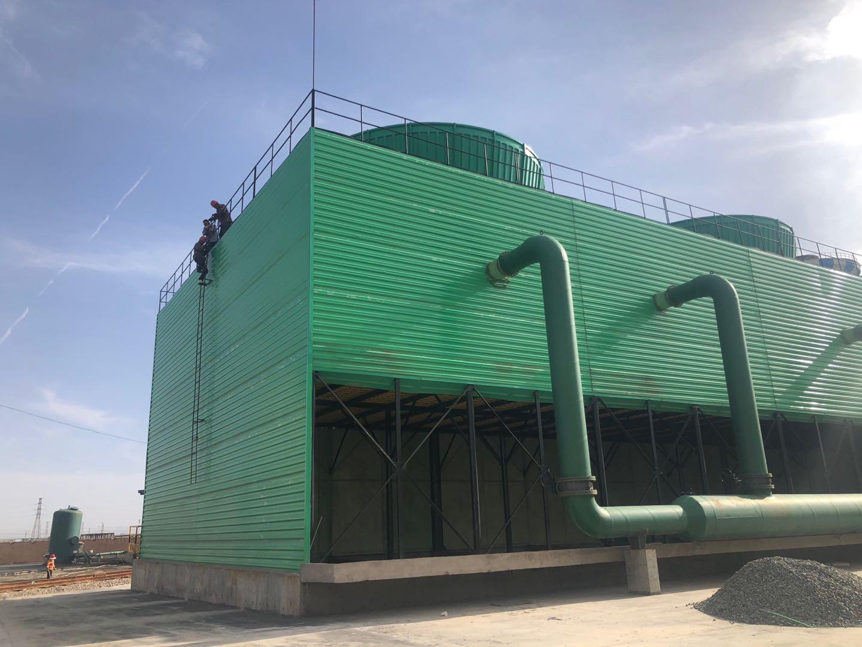 甘肃义翔盛业业绩    玻璃钢制品及复合材料生产厂家