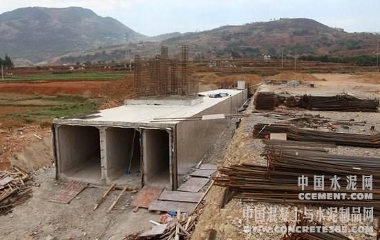 煙臺城區首條高標準綜合管廊建成