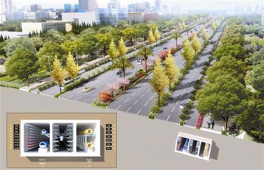 西寧將成國內綜合管廊建設典范  插入圖片.jpg